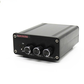TIANCOOLKEI TC-TPA3116 200w Home audio and video 2.1-channel digital amplifier With 100w subwoofer output DC24 power adapter