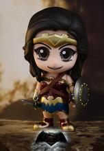 10CM anime figure movie Q version Wonder Woman action figure collectible model toys for girls boys
