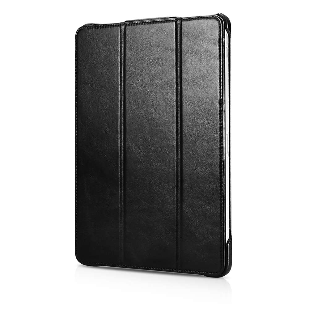 icarer Real Leather Tablet Case for iPad Pro 11inch 2018 Cover Magnet Smart Cover for Apple