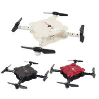 FQ777 17W Wifi Portable Foldable 4CH 6 Axis Mini RC Quadcopter Pocket Drone RTF RC Helicopter