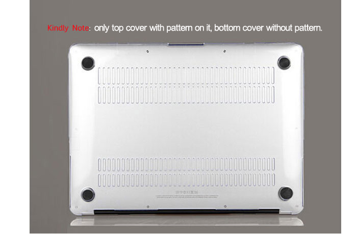 Laptop Tablet Protective Hard Shell Case Keyboard Cover Skin Set Bag For 11 12 13 15 quot Apple Macbook Air Pro Retina Touch Bar in Laptop Bags amp Cases from Computer amp Office