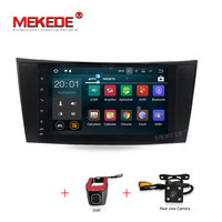 Full Touch ANDROID 7 1 8 Inch Car DVD Player For Mercedes Benz E Class W211