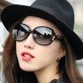 Senhoras Óculos Polarizados Óculos de Sol celebridades óculos de sol com marcas de moda de óculos ao ar livre