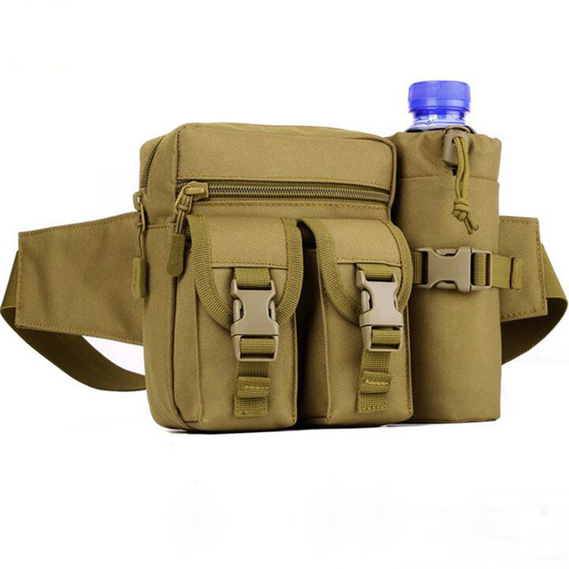 2017 High quality Men multi-functional brand Military Waist Pack Weapons Tactics Bag Out Travel Special Waterproof Pouch Z031