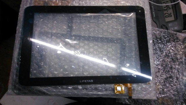 10.1 -inch original LIFETAB touchscreen DY-F-10108-V2 free shipping