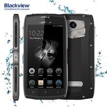 Оригинал Blackview BV7000 мобильного телефона IP68 Водонепроницаемый MTK6737T 4 ядра 5.0 «FHD 2 ГБ Оперативная память 16 ГБ Встроенная память 8MP Камера NFC 4 г LTE NFC