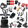 Gopro Hero 5 Session Accessories Set With Waterproof Case Selfie Stick For Gopro Session Gopro 5