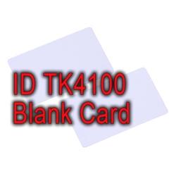 Только для чтения 125 кГц rfid tk4100 пустой белый ПВХ карты контроля доступа keycard id ic promixity бесконтактных 4200 4100 Оригинальная карта