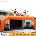 inflatable arch with air dancers for advertising BG-A0987 inflatable arch for events toy