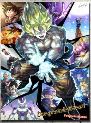 Hot Anime Dragon Ball Z Vegeta Art Silk Poster 12x18 24x36