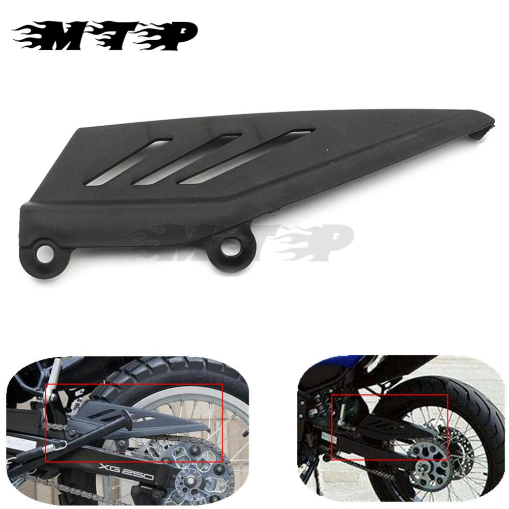 Motorcycle Parts Chain Guard Cover Protector Decoration