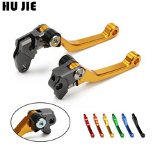 For Suzuki RM125/250 1996-2003 97 98 99 00 01 02 Motorcyle CNC Pivot Brake Clutch Levers