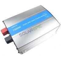 1500W Epever Off Grid Inverter 12V/24VDC to AC110V/220V Pure Sine Wave Power Inverter 1500W Solar Off Grid Inverter 50Hz/60Hz CE