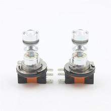 2Pcs White 100W Xenon H15 LED Fog Light bulbs For Auto LED High Power Headlight Daytime Running Lights Source DC12-24V 850LM