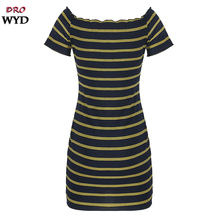 Summer Sexy Mini Slim Dress 2019 Women Casual Boho Stretch Stripes Beach Backless Dress Fashion Sexy Club Party Dressse Vestidos цена и фото