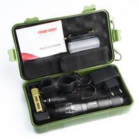 SONDA BRILHANTE Brilhante 5000LM Poderoso Lanterna LED Kit de Luz T6 Lanterna LED Lâmpada Tocha G700 X800 N23