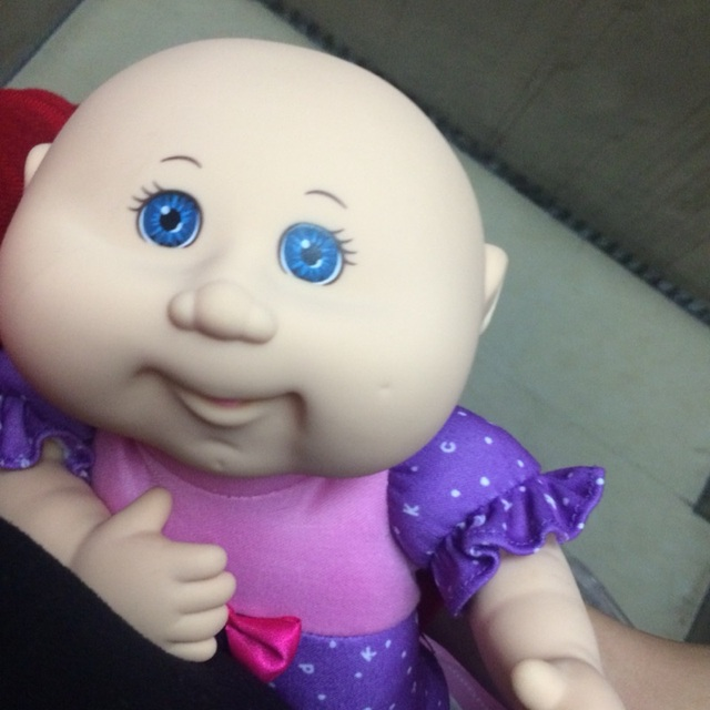 Limited Collection USA Cabbage Patch Kid Cute Stuffed