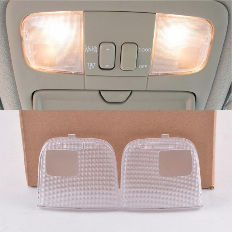 Front Right Interior Len Map Light Cover 8126560090 For Toyota Prado FJ120 03-09