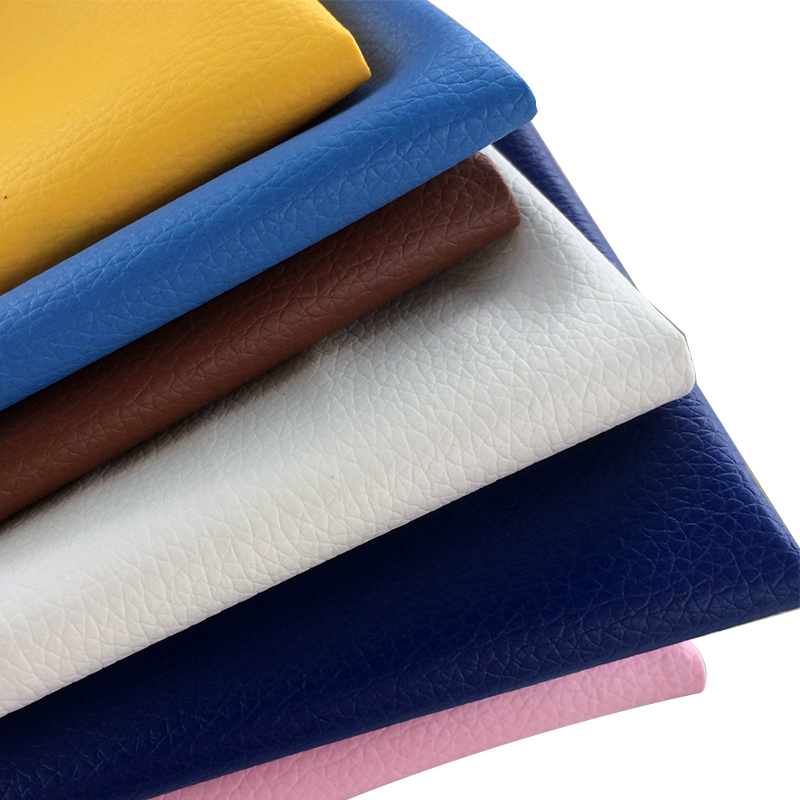 Pvc Leather Faux Fabric For