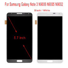 STARDE Replacement LCD For Samsung Galaxy Note 3 N9006 N9005 N9002 LCD Display Touch Screen Digitizer Assembly 5.7