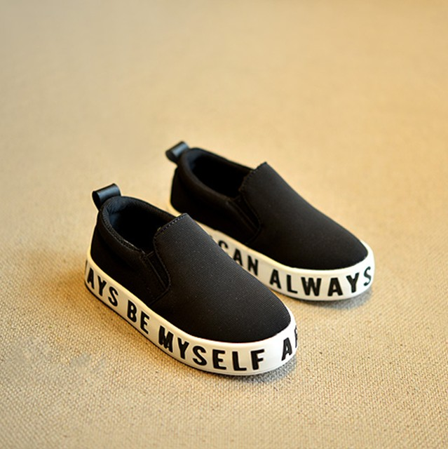 "Clearance Sale ""ALWAYS BE MYSELF"" Letters Prints Casual ..."