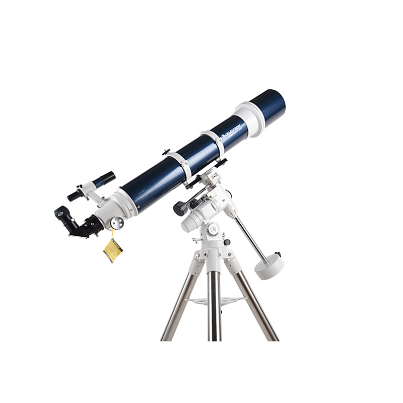 CELESTRON-OMNI-XLT-120-Refractor-TELESCOPE-StarBright-XLT-coatings-CG-4-Equatorial-Heavy-duty-Stainless-Steel (3)