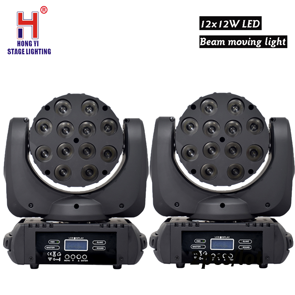 LED moving head light dmx Beam wash spot light 12x12W led RGBW 4in1 moving beam stage light(2 pieces/lot)LED moving head light dmx Beam wash spot light 12x12W led RGBW 4in1 moving beam stage light(2 pieces/lot)