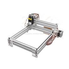 1pcs 1.5W DIY mini laser engraving machine1500mW Desktop DIY Laser Engraver Engraving Machine Picture CNC Printer