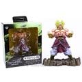 Dragon Ball KAI Super Saiyan Broly PVC Figure Collectible Modelo Toy 26 cm