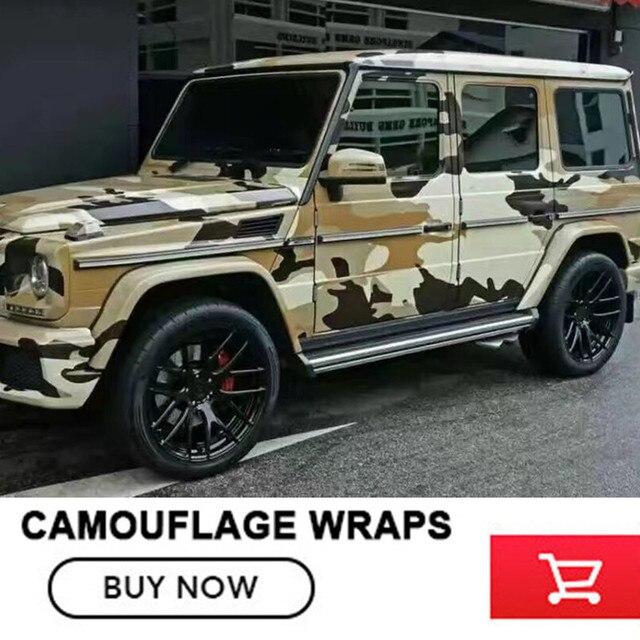Neue Wuste Camouflage Vinyl Wrap Stadtischen Camo Camouflage