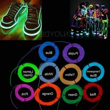 1M/2M/3M/5M/10M Neon Light Dance Party Decor Light Neon LED lamp Flexible EL Wire Rope Tube Waterproof LED Strip 12v led strip light waterproof led tape lamp 1m 5m 10m 2835 smd flexible led neon strip led sign board tube rope string lights