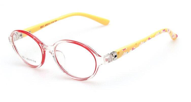 cb5c7cdcb29 Eyesilove (10pcs lot) Fashion plastic kids optical glasses frames children  eyewear for prescription accept mixed order-in Eyewear Frames from Apparel  ...