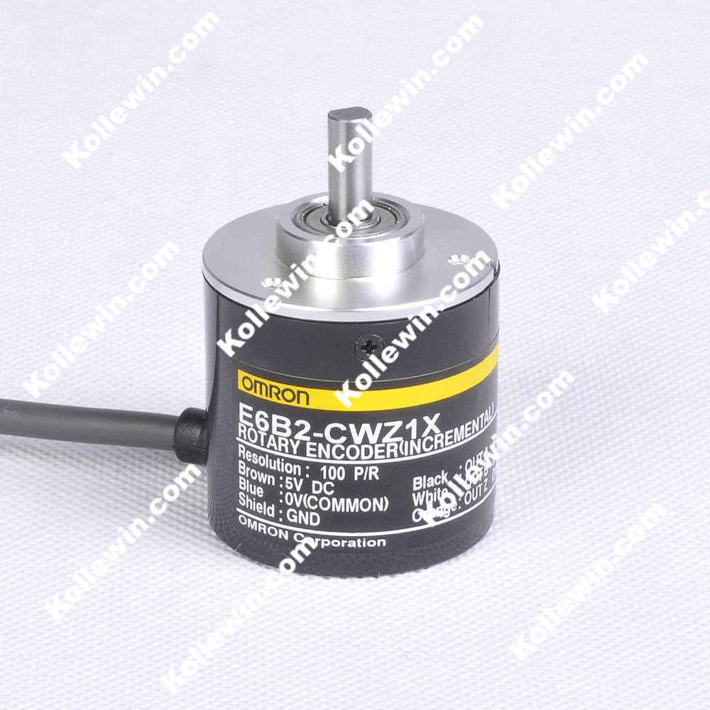 все цены на Free shipping encoder E6B2-CWZ1X 100P/R 5V DC New free manual and installation instruction онлайн