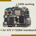 High quality For HTC desire V T328W   motherboard 100% Original mainborad  with full chips logic board,test one by one