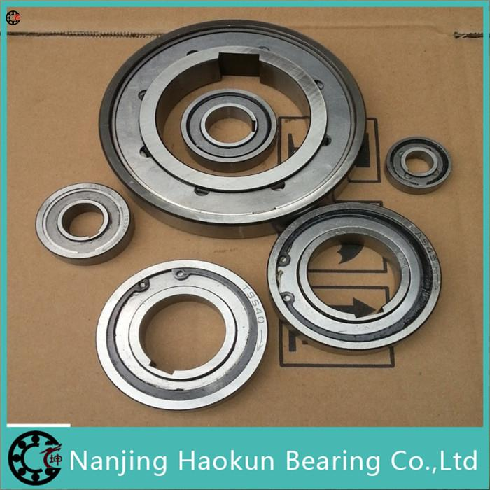 AXK ASNU40(NFS40) One Way Clutches Roller Type (40x90x33mm) Overrunning clutches Stieber Freewheel Type Backstop CAM Clutch asnu40 nfs40 cylindrical roller on way bearing clutch sprag freewheel backstop clutch cum clutch