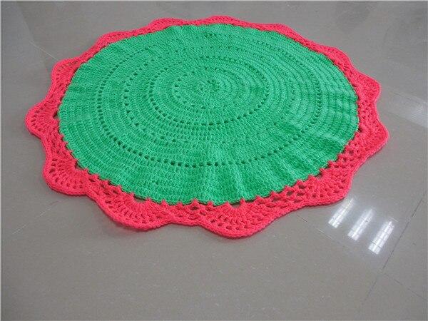 Rug Crochet Floor