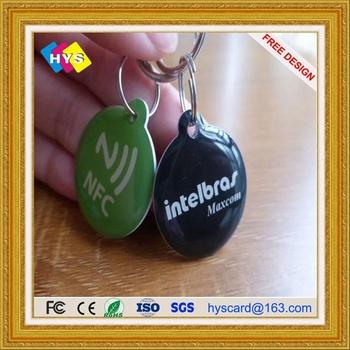 Karty Rfid 13 56 Khz nfc naklejki z 3 M klej tag dostosowany rozmiar QR code nfc pcv tag dla walletless tanie i dobre opinie CN (pochodzenie) HYS-RFID Pasywne Karty 10-80mm Odczytu zapisu 1k 8k 32k Alien Karty NFC Karty 13 56 MHz 85 5*54 or 30mm or custom made