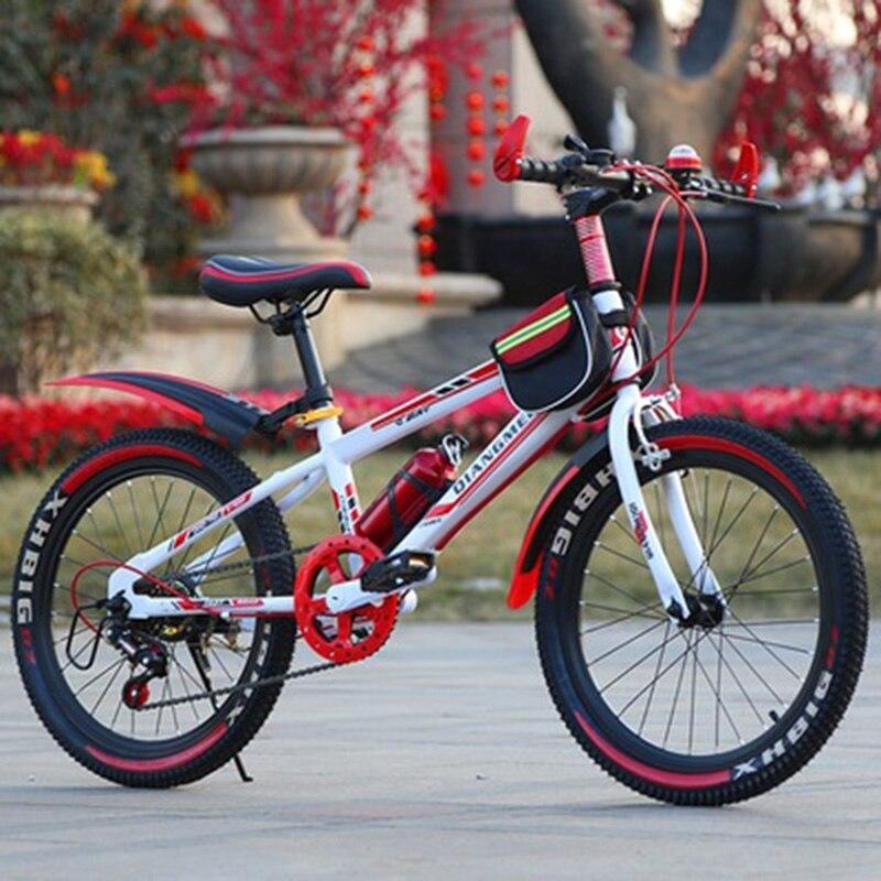 20-Inch Speed Change Shock Absorber Mountain Bike Adult Child Student Mountain Bike