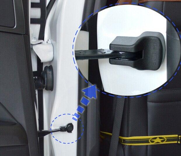 Двери Авто проверяет защитную крышку, водонепроницаемые протектор для Ecosport 2013, авто аксессуары