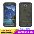 """Free shipping Original Samsung Galaxy S5 Active G870 Quad Core 2GB RAM 16.0MP 5.1""""TouchScreen LTE Unlocked Cell Phone"""