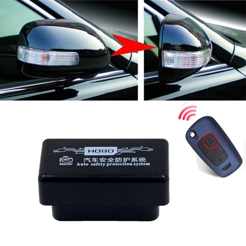 Auto Window Closer Device OBD Canbus Folding Mirror Module Car Window Closer For Chevrolet Malibu 2009-2015 Car Styling