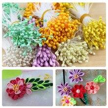 150 шт./лот, искусственный цветок с двумя головками, перламутровые открытки, украшения для тортов, цветочные украшения для дома, свадьбы, вечеринки