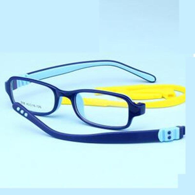 Infantil Chicos Niño marco de los vidrios gafas de marco marcos de ...