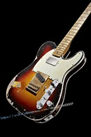 GC Custom Shop Limited Edition Masterbuilt Andy Summers Tribute Electric Guitar