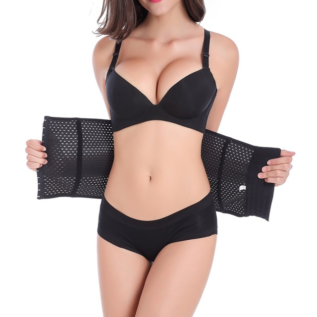 6db337eeaca80 Girls Belly Belt Waist Cincher Corset Girdle Body Shaper Shapewear Hot Sale