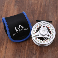 High Quality Aluminum Fly Fishing Reel With Line Combo