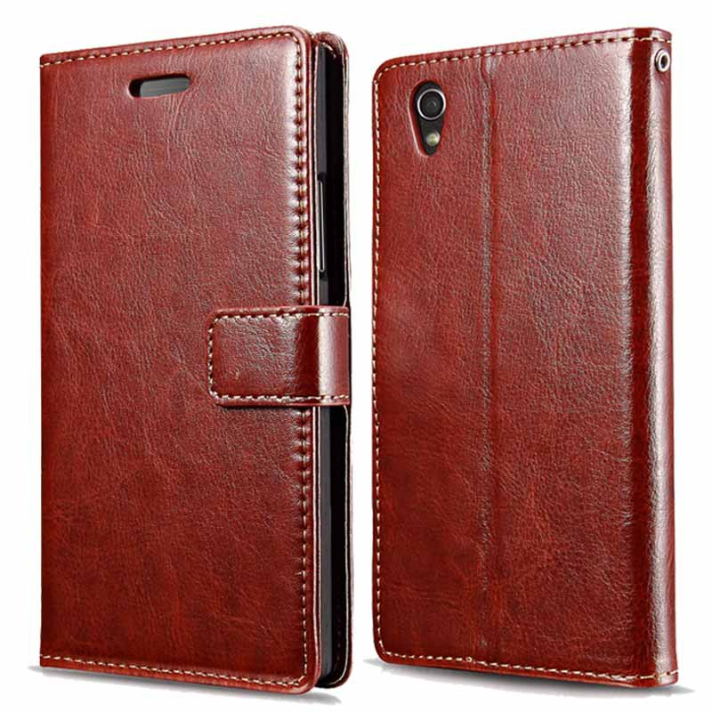 For Lenovo P70 Flip PU Leather Wallet Case For Lenovo P70 With...