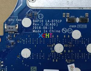 Image 5 - Материнская плата для ноутбука Dell Alienware 17 R4 JHRTF 0JHRTF, протестированная материнская плата для ноутбука BAP10, с процессором BAP10 и процессором GTX1060 и процессором на 6 ГБ, с процессором BAP10, CN 0JHRTF, для ноутбука