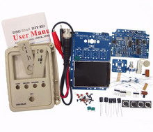 цены 1set/sets Orignal Tech DSO150 15001K DSO-SHELL DS0150 DIY Digital Oscilloscope