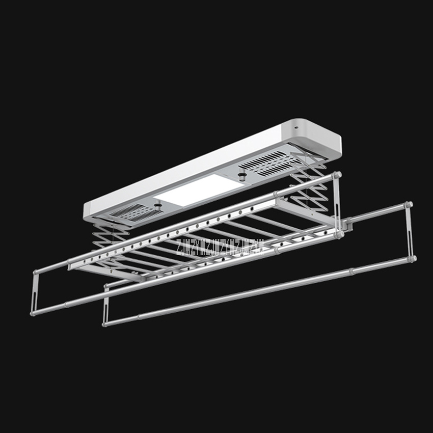 Type-63 Electric Drying Rack Balcony Lifting Telescopic Drying Rack Automatic Smart Remote Control Clothes Drying Rack 220V 133W